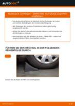 Wie BMW E90 Domlager vorne wechseln - Anleitung