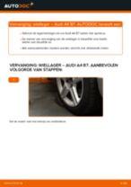 Hoe wiellager vooraan vervangen bij een Audi A4 B7 – Leidraad voor bij het vervangen