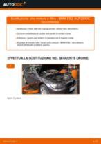 Come cambiare olio motore e filtro su BMW E92 - Guida alla sostituzione