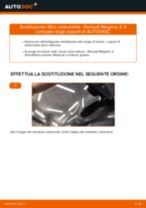 Manuale online su come cambiare Motorino tergivetro NISSAN QASHQAI (J11, J11_)