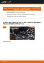 RIDEX 7O0005 för MEGANE II Sedan (LM0/1_) | PDF instruktioner för utbyte