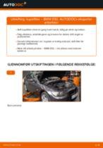 Slik bytter du kupefilter på en BMW E92 – veiledning