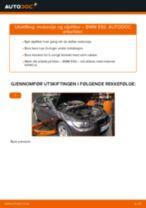 Slik bytter du motorolje og oljefilter på en BMW E92 – veiledning