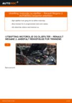 Hvordan bytte Opphengsarmer bak og foran Mini F56 - guide online