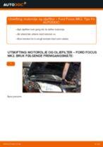 Oppdag den detaljerte veiledningen om hvordan fikse FORD Oljefilter problemet