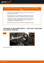 Jak wymienić filtr kabinowy w Audi A4 B7 - poradnik naprawy