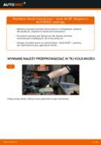 Instrukcja samodzielnej wymiany Klocki Hamulcowe w AUDI A4