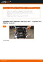 Odporúčania od automechanikov k výmene PEUGEOT PEUGEOT 207 (WA_, WC_) 1.6 HDi Olejový filter