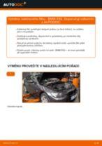 Jak vyměnit kabinovy filtr na BMW E92 – návod k výměně
