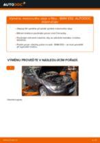 Jak vyměnit motorový olej a olejový filtr na BMW E92 – návod k výměně