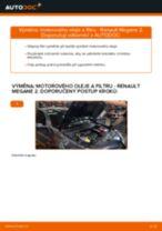 Dílenská příručka pro Renault Megane 3 Grandtour