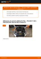 Priročnik za PEUGEOT pdf