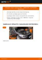 Kako zamenjati avtodel motorna olja in filter na avtu BMW E92 – vodnik menjave