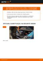 Mudar Filtro de Óleo HONDA INSIGHT: manual técnico