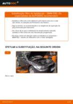 Substituindo Filtro de ar do habitáculo em BMW 3 Coupe (E92) - dicas e truques