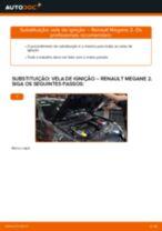 Recomendações do mecânico de automóveis sobre a substituição de RENAULT RENAULT MEGANE II Saloon (LM0/1_) 1.9 dCi Braço De Suspensão