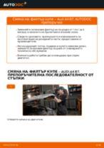 MAHLE ORIGINAL LA93 за A4 Седан (8EC, B7) | PDF ръководство за смяна
