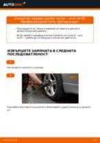 Монтаж на Носач На Кола AUDI A4 (8EC, B7) - ръководство стъпка по стъпка
