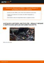 Reparatur- und Wartungsanleitung für Renault Megane 3