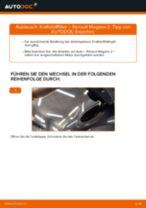 Empfehlungen des Automechanikers zum Wechsel von RENAULT RENAULT MEGANE II Saloon (LM0/1_) 1.9 dCi Zündkerzen