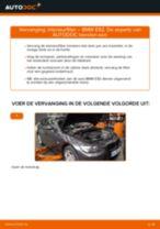 Hoe interieurfilter vervangen bij een BMW E92 – vervangingshandleiding
