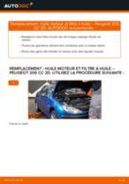 PURFLUX LS131 pour 206 CC (2D) | PDF tutoriel de changement