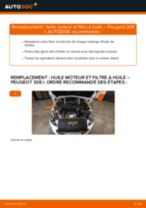 PURFLUX LS131 pour 308 I 3/5 portes (4A_, 4C_) | PDF tutoriel de changement