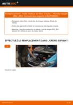 Notre guide PDF gratuit vous aidera à résoudre vos problèmes de HONDA Honda Jazz gd 1.2 i-DSI (GD5, GE2) Filtre à Huile