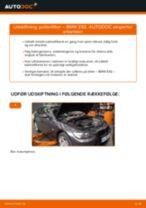 Udskift pollenfilter - BMW E92   Brugeranvisning