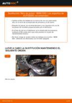 Cómo cambiar: filtro de polen - BMW E92 | Guía de sustitución