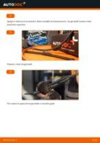 Istruzioni gratuite online su come rinnovare Spazzola tergivetro PEUGEOT 206 CC (2D)