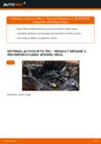 Kaip pakeisti Ašies montavimas LANCIA DEDRA - instrukcijos internetinės