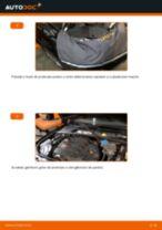 Cum să schimbați: filtru polen la Audi A4 B6 Avant   Ghid de înlocuire