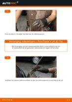 Hoe ruitenwissers achteraan vervangen bij een Ford Fiesta V JH JD – Leidraad voor bij het vervangen