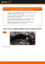 Changer Étrier De Frein arrière + avant RENAULT à domicile - manuel pdf en ligne