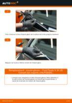 Tutoriel PDF étape par étape sur le changement de Filtre à Air sur Opel Grandland X A18