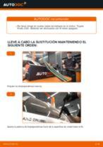 Cómo cambiar Sensor de masa de aire BMW E32 - manual en línea