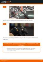 Tutorial di riparazione e manutenzione Toyota Land Cruiser J7 Hardtop