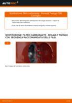 Manuale d'officina per Renault Twingo 1 Van online
