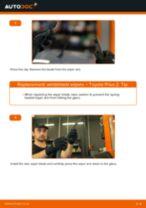 How to change Disk brake pads front and rear on Renault Laguna 2 Sport Tourer - manual online