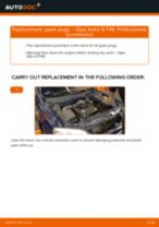 VW CC change Shock Absorber rear: guide pdf
