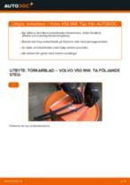Bilmekanikers rekommendationer om att byta VOLVO Volvo V70 SW 2.4 D5 Kupefilter