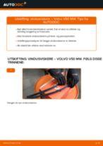 Mekanikerens anbefalinger om bytte av VOLVO Volvo V70 SW 2.4 D5 Fjærer