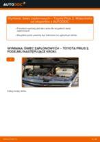 Jak wymienić Mocowanie amortyzatora przednie i tylne OPEL MERIVA - instrukcje online