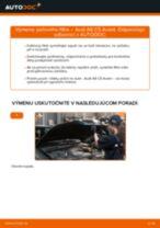 Ako vymeniť filter vnútorného priestoru na Audi A6 C5 Avant – návod na výmenu