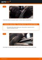 Nissan Navara D22 Valník výměna Zkrutna tyc zadní levý: návody pdf