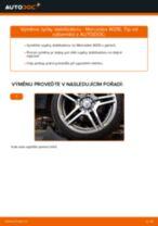 Naučte se jak opravit problémy s přední a zadní Sada Brzdových Čelistí Parkovací Brzda FORD