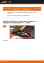 Instruções em PDF e plano de manutenção do carro que será uma grande ajuda para economizar