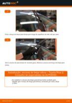 PDF manual sobre manutenção de PRIUS