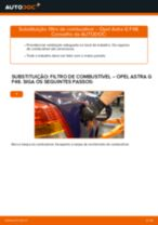 Recomendações do mecânico de automóveis sobre a substituição de OPEL Opel Corsa C 1.0 (F08, F68) Amortecedor